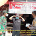 Dengan Meningkatnya Covid-19 di Padang TNI dan Polri terus Bagikan Masker
