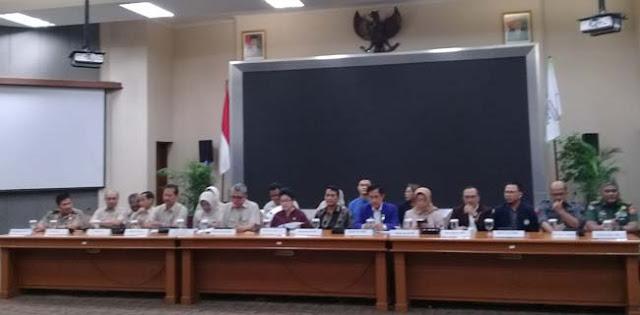 Rusuh Wamena, Kemenkes Bentuk Tim Medis Gabungan Dibantu TNI-POLRI
