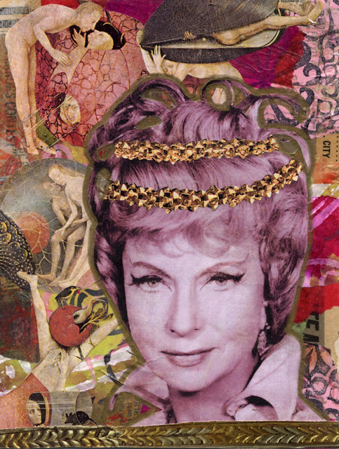 Collage -- TV Saint -- Bewitched's Endora