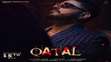 Qatal Lyrics - Jimmy Hayer