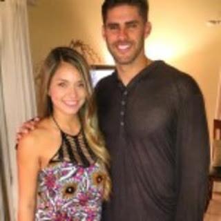 Martinez And His Girlfriend Ariana