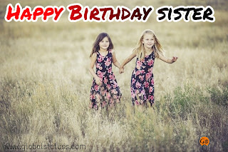 happy birthday sister 3d images