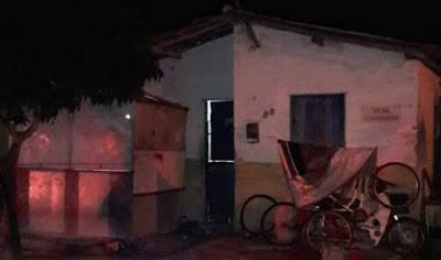Resultado de imagem para Chacina deixa Cinco pessoas da mesma família mortas em Lagoa Nova