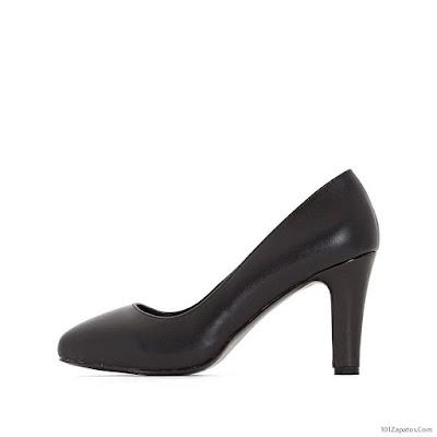 Zapatos de Mujer Negro