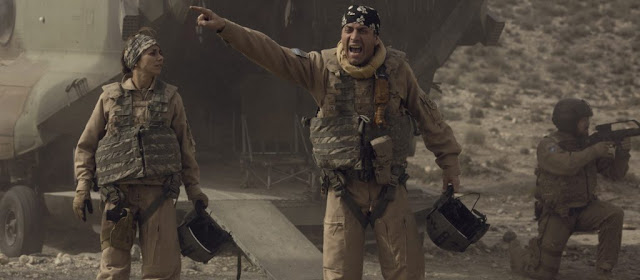 ZONA HOSTIL [CINE] Fueron a rescatar vidas y tuvieron que salvar las suyas.