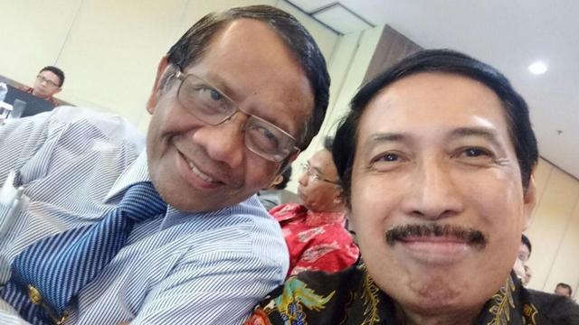 Musni Umar Sependapat dengan Mahfud MD: Tidak Boleh Kafirkan Orang Lain
