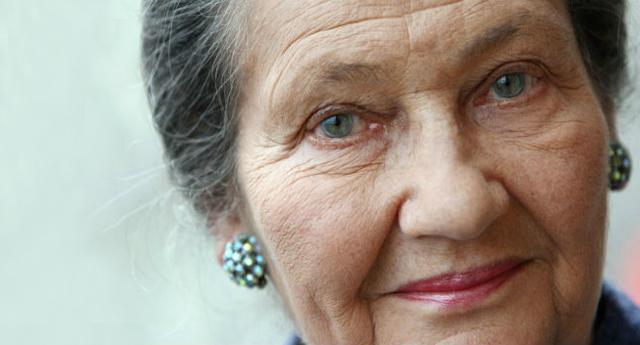 Fallece Simone Veil