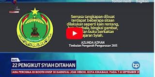Peringati Hari Asyura, 22 Pengikut Syiah di Malaysia Ditahan [Video]