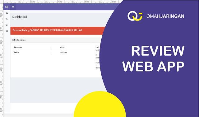 Review Aplikasi Penjualan Berbasis Web Sederhana dengan PHP