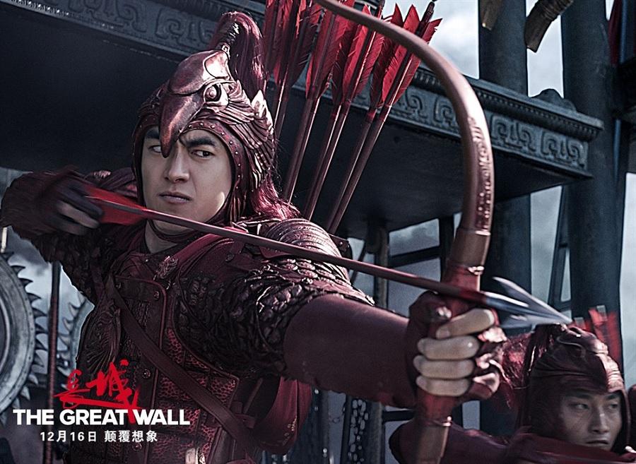 The Great Wall Movie Dramapanda