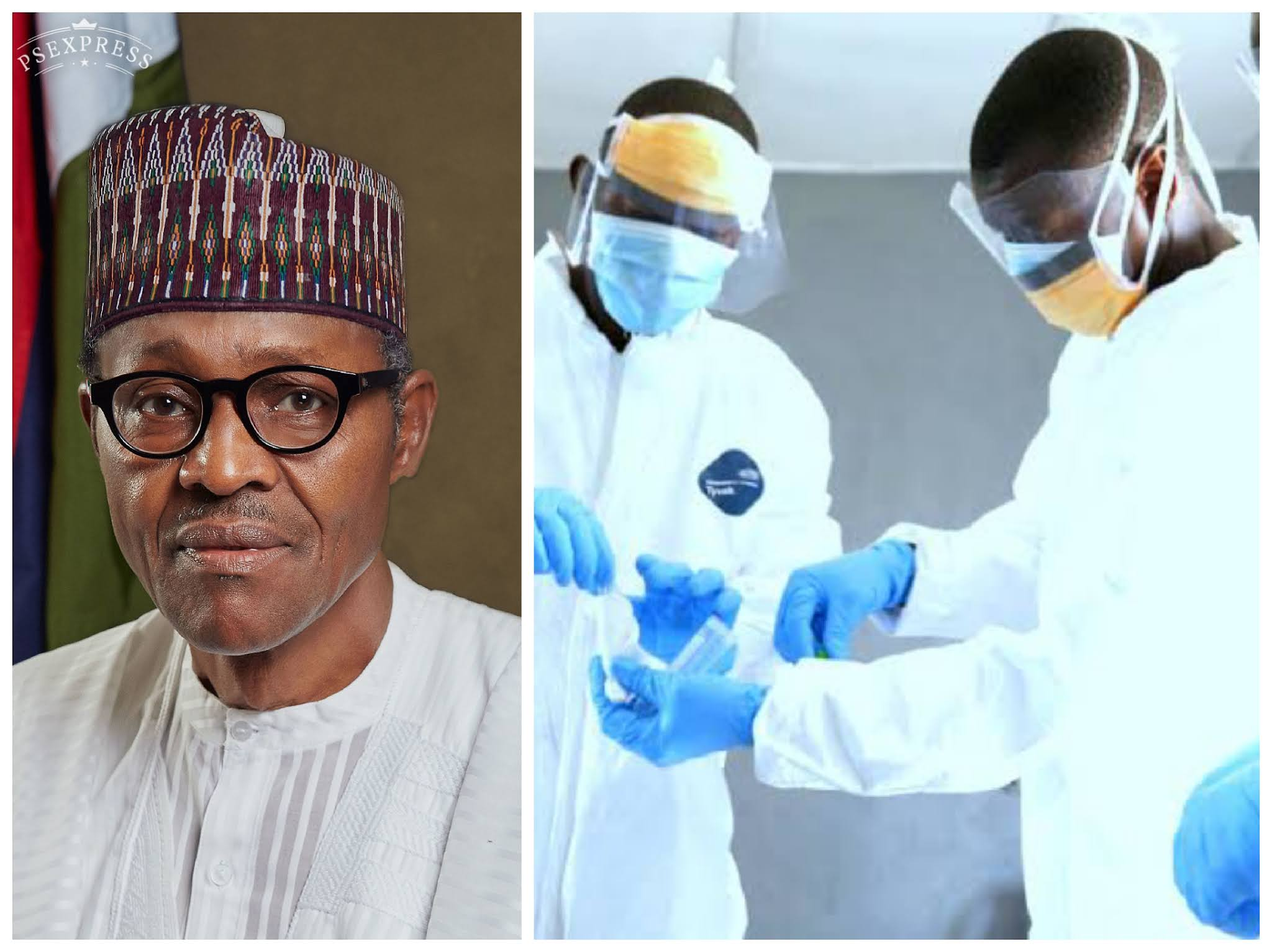 Over 4500 Nigerian Doctors Flee To UK To Practice Since Buhari Became President