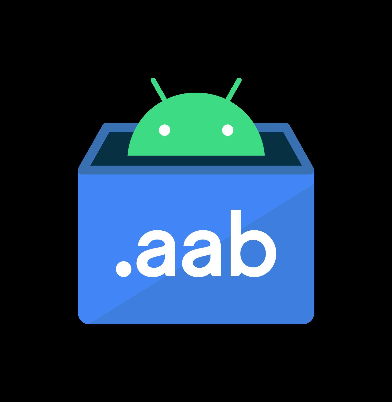 Android App Bundles logo