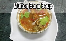 Mutton Bone Soup | Mutton elumbu soup | Samayalkurippu