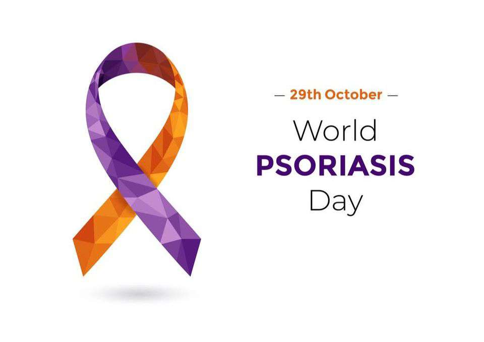 World Psoriasis Day Wishes Unique Image