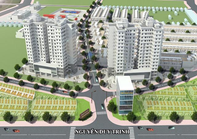 Dự án đất nền Nam Khang Residence
