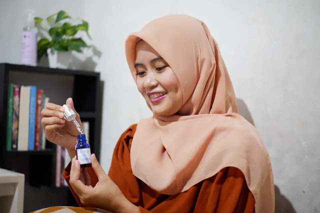 review serum aura bright