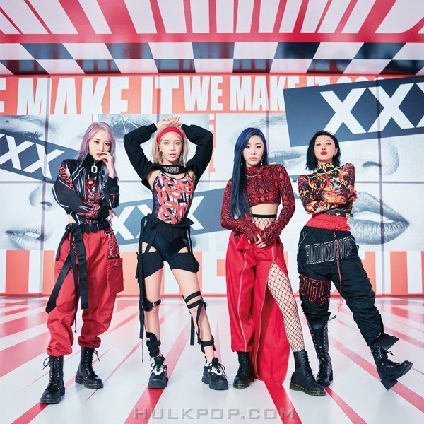 MAMAMOO – Hip (Japanese Version) – Single (ITUNES MATCH AAC M4A)