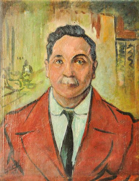 Retrato sin titulo, 1949