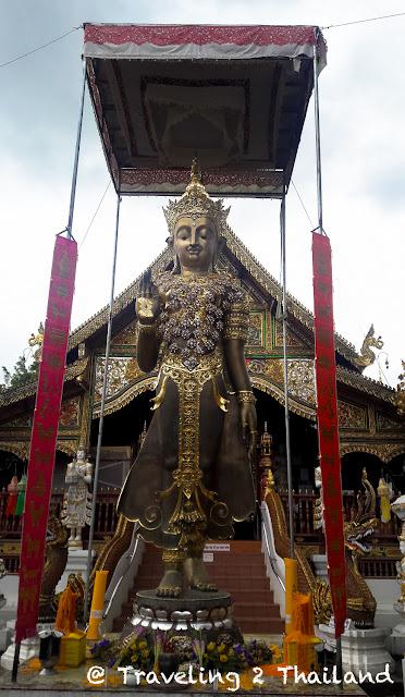Wat Ming Muang, Chiang Rai - North Thailand