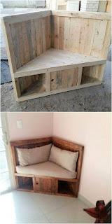 Ideas con palets de madera