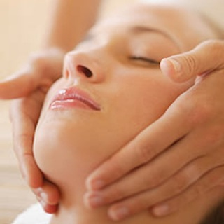 Phrase, Facial massage to help lymph topic