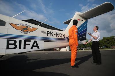 Mengintip Deretan Kompetensi Keahlian Dari Sekolah Penerbangan Di Bali