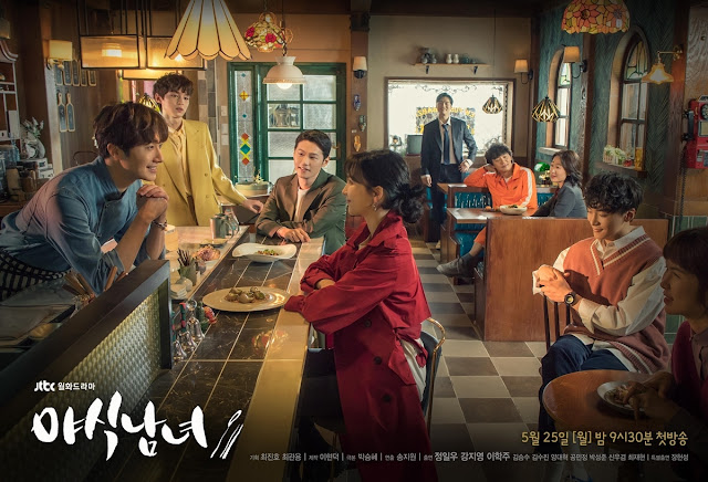 Sinopsis Drama Korea Sweet Munchies