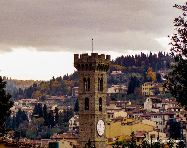 Fiésole, Toscana, Itália