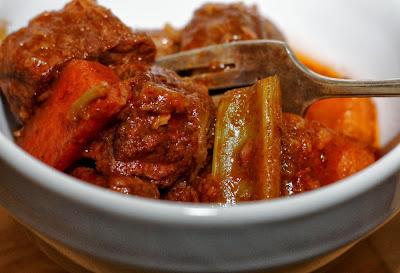 Brown Beef Stew Recipe