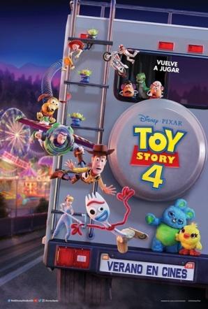 Ya hay trailer final de Toy Story 4
