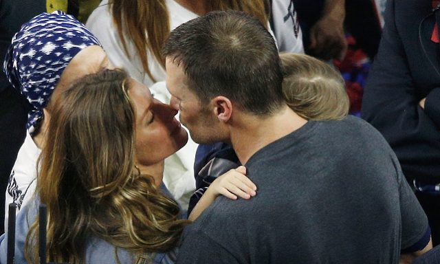 Tom Brady Negotiates Retirement With Gisele--Two More SuperBowls