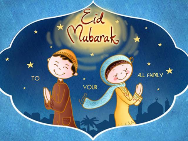 Happy Eid Mubarak Hindi Wishes Greetings SMS