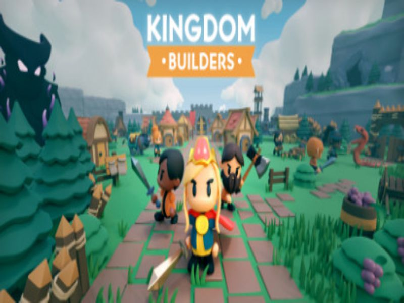 Download Kingdom Builders Game PC Free