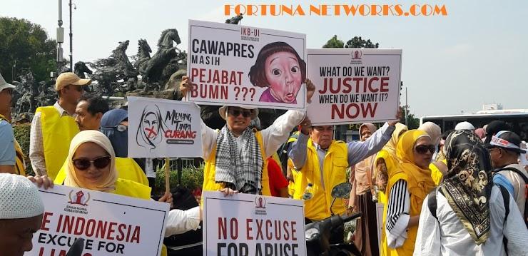 "CATATAN POLITIK INDONESIA PASCA KEPUTUSAN MK; ""MUHASABAH BANGSA, Pengokohan Kemenangan Untuk Regim Curang"""