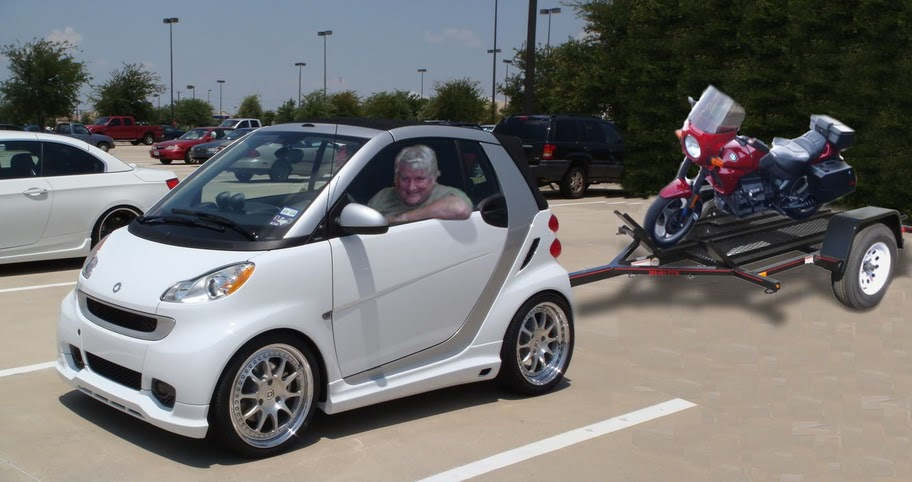 Smart Car Tow Capacity British Automotive
