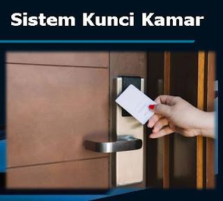 Sistem Kunci Kamar
