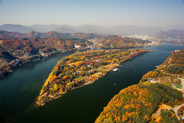 The most popular Korean fall viewing spots