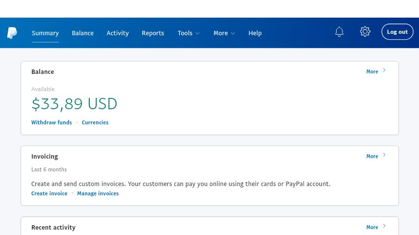 PayPal Nigeria account