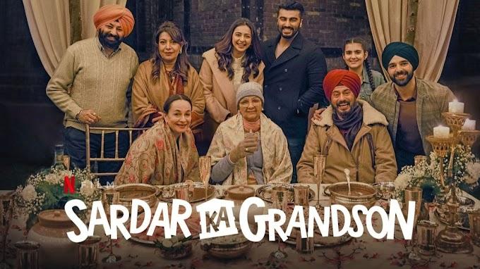 Sardar Ka Grandson 2021 movie Download Link filmyzilla