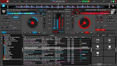 برنامج فيرتشوال دي جي - Virtual DJ 2018.5186 لتعديل الاصوات والموسيقي