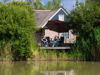 Angelurlaub Ferienhaus Holland