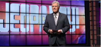 HOW MANY YEARS DID ALEX TREBEK HOST JEOPARDY FOR?