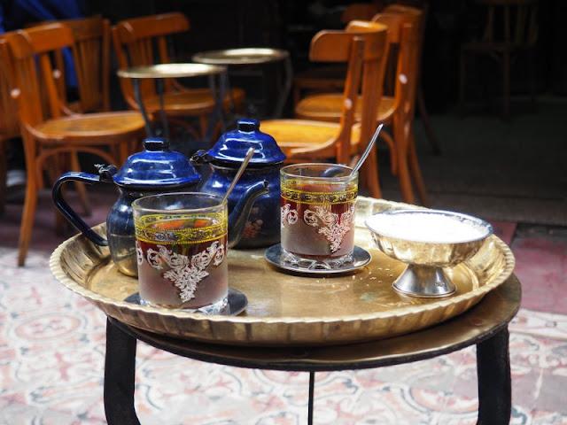 Salón de té El Fishawy