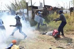 U.N. Human Rights Calls on Zimbabwe To Stop Crackdown
