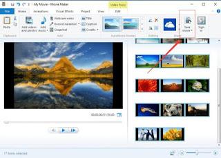 Windows movie maker 5 - kanalmu