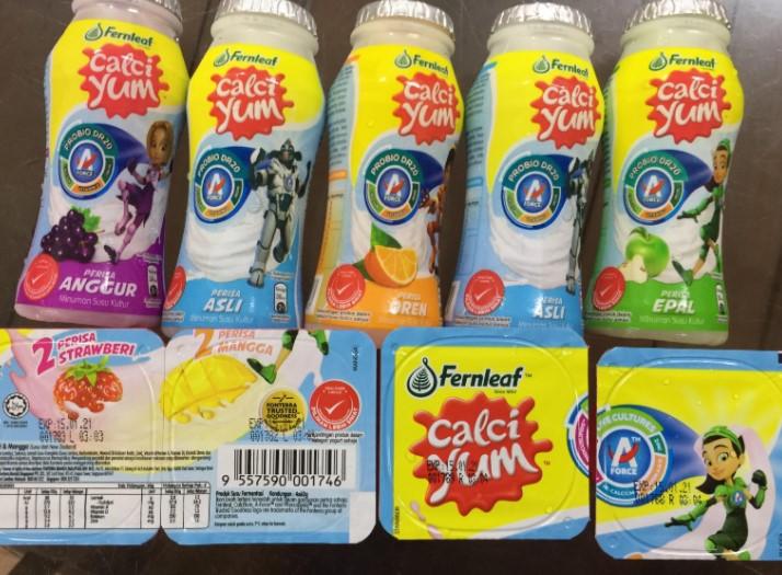 kebaikan susu, susu kultur, yogurt sedap, susu fernleaf baik untuk ana