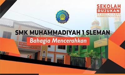 SMK Muhammadiyah 1 Sleman atau kini akrab disebut SMK Munas