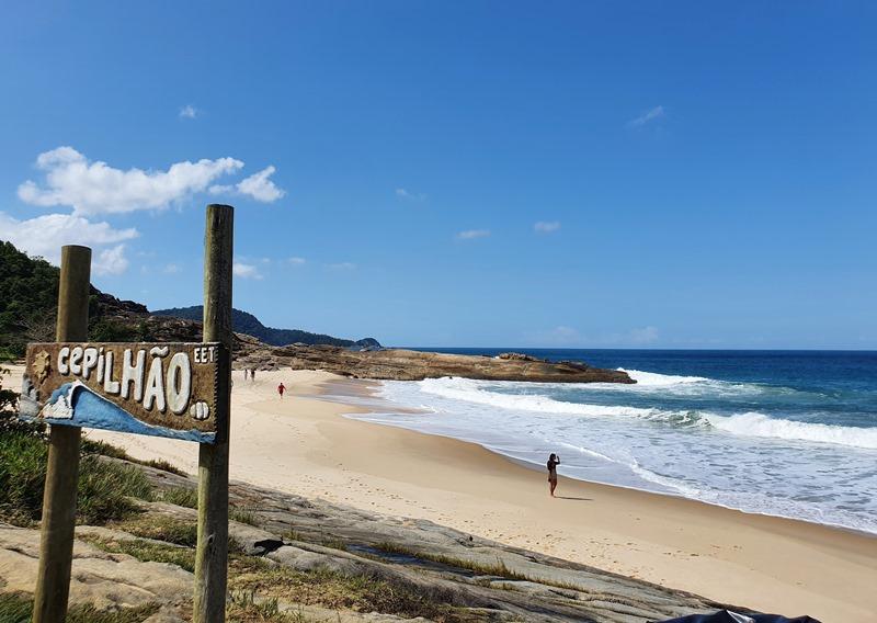 Praia do Cepilho Trindade