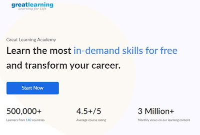 Great Learning Academy by Great Learning
