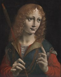 Gian Galeazzo Sforza was too young to inherit his father's title
